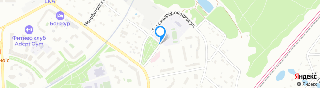 Новооскольская улица