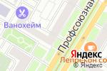 Схема проезда до компании Кашемир Монголии в Москве