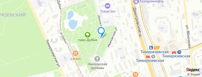 Ивановский проезд