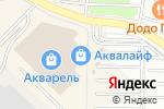 Схема проезда до компании Много Мебели в Щербинке