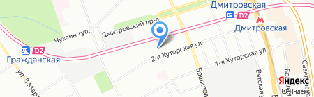Простые Решения на карте Москвы