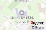 Схема проезда до компании MULTIDANCE в Москве