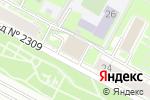 Схема проезда до компании Трансстроймеханизация в Москве