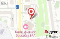 Схема проезда до компании Рекламный Издательский Центр в Москве