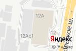 Схема проезда до компании Ventilmarket в Москве