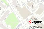 Схема проезда до компании БрендИталРус в Москве