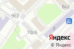 Схема проезда до компании Институт художественного образования РАО в Москве