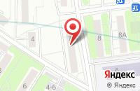 Схема проезда до компании Издательский Дом «Трибуна Пресс» в Москве