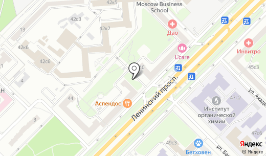 Стардог!s. Схема проезда в Москве