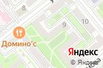 Схема проезда до компании Трансгендер в Москве