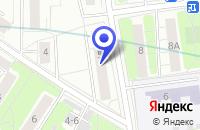 Схема проезда до компании САЛОН ЖАЛЮЗИ-ШТОР РУСАЛИТ в Москве