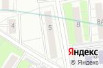 Схема проезда до компании Территориальная избирательная комиссия Савёловского района в Москве