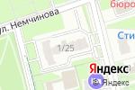 Схема проезда до компании Ярус в Москве