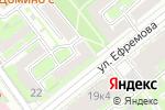 Схема проезда до компании Пальтомания.ру в Москве
