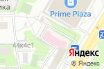 Схема проезда до компании Детская городская поликлиника №69 в Москве
