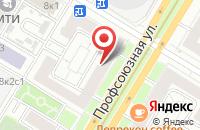 Схема проезда до компании Новые Идеи В Косметике в Москве