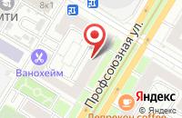 Схема проезда до компании Каталог-Сервис в Москве
