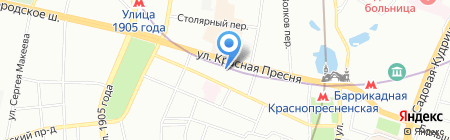 Банкомат БИНБАНК на карте Москвы