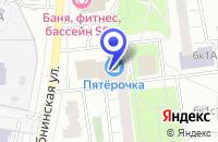 Схема проезда до компании АВТОСЕРВИСНОЕ ПРЕДПРИЯТИЕ СИГНАЛ в Москве