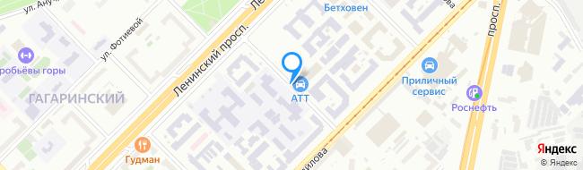улица Ляпунова
