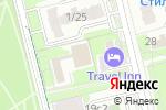 Схема проезда до компании КофеМаг в Москве