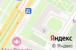 Схема проезда до компании Альберо в Москве