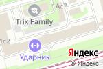 Схема проезда до компании СоколикГрупп в Москве