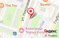 Схема проезда до компании Союз Народовластия и Труда в Москве