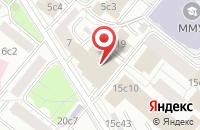 Схема проезда до компании Нью Лайн Косметолоджи в Москве