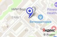 Схема проезда до компании ТЕЛЕКОМПАНИЯ ПЕЛИКАН МЕДИА в Москве