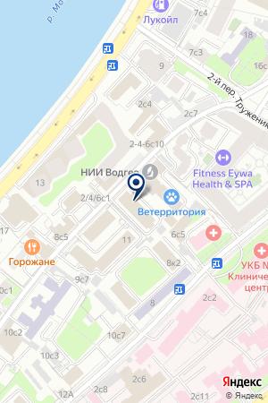 ИНФОРМАЦИОННОЕ АГЕНТСТВО 3D NEWS на карте Москвы