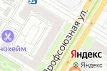 Схема проезда до компании Автошкола МскСити в Москве