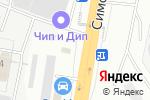 Схема проезда до компании Самарканд в Щербинке