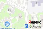 Схема проезда до компании Маррушка в Москве