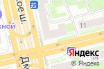 Схема проезда до компании АвтоДок в Москве