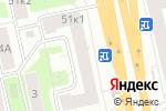 Схема проезда до компании СтройДекор в Москве