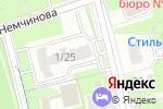 Схема проезда до компании СМУ-19 Метростроя в Москве