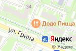 Схема проезда до компании Динозаврик в Москве