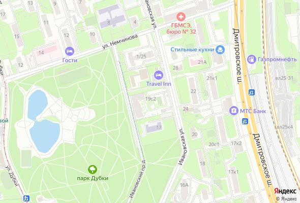 ЖК Тимирязев парк