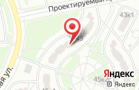 Схема проезда до компании Артовэл в Москве