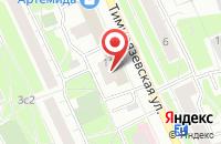 Схема проезда до компании Камо в Москве