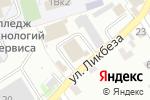 Схема проезда до компании БАЗИССНАБСТРОЙ в Туле