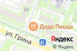 Схема проезда до компании Юрист Рядом в Москве