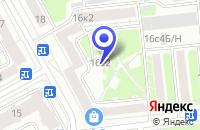 Схема проезда до компании ГАММА-ЛТР в Москве