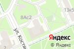 Схема проезда до компании Smoke House в Москве