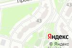 Схема проезда до компании Letrero в Москве