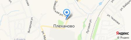 Данта на карте Хрущёво