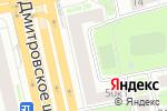 Схема проезда до компании Библиотека №78 в Москве