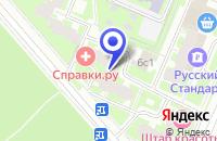 Схема проезда до компании АПТЕКА НА ГЛУШКО в Москве