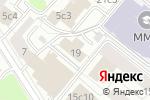 Схема проезда до компании ЖилКомАльянс в Москве